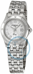 Raymond Weil 5390-ST-00658 Tango Ladies Quartz Watch