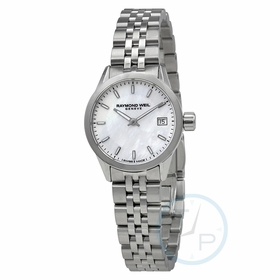 Raymond Weil 5626-ST-97021 Freelancer Ladies Quartz Watch