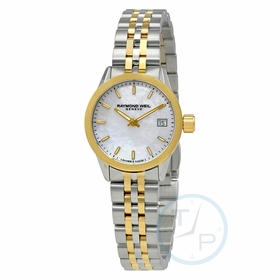 Raymond Weil 5626-STP-97021 Freelancer Ladies Quartz Watch