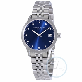 Raymond Weil 5650-ST-CARA1 Freelancer Ladies Quartz Watch