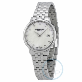 Raymond Weil 5988-ST-97081 Toccata Ladies Quartz Watch