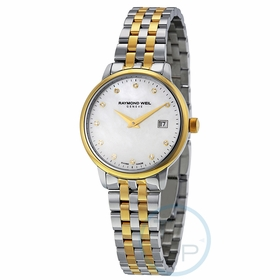 Raymond Weil 5988-STP-97081 Toccata Ladies Quartz Watch