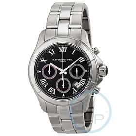 Raymond Weil 7260-ST-00208 Parsifal Mens Chronograph Automatic Watch