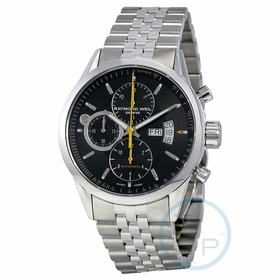 Raymond Weil 7730-ST-20021 Freelancer Mens Chronograph Automatic Watch
