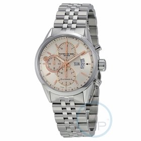 Raymond Weil 7730-ST-65025 Freelancer Mens Chronograph Hand Wind Watch