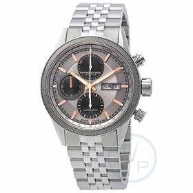 Raymond Weil 7731-ST2-65655 Freelancer Mens Chronograph Automatic Watch