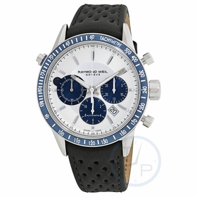 Raymond Weil 7740-SC3-65521 Freelancer Mens Chronograph Automatic Watch