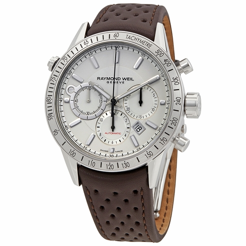 Raymond Weil 7740-STC-30001 Freelancer Mens Chronograph Automatic Watch
