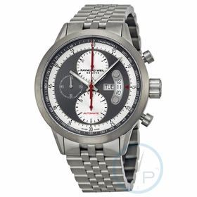 Raymond Weil 7745-TI-05659 Freelancer Mens Chronograph Automatic Watch