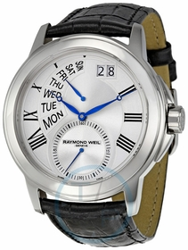 Raymond Weil 9579-STC-65001 Tradition Mens Quartz Watch