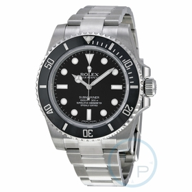 Rolex 114060 Submariner Mens Automatic Watch