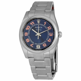 Rolex 114200BLCOAO Air-King Mens Automatic Watch