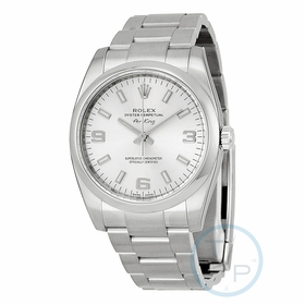 Rolex 114200SASO Oyster Perpetual 34 Mens Automatic Watch