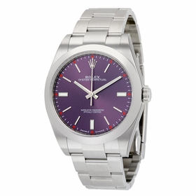 Rolex 114300RGSO Oyster Perpetual 39 Mens Automatic Watch