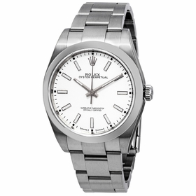 Rolex 114300WSO Oyster Perpetual Mens Automatic Watch