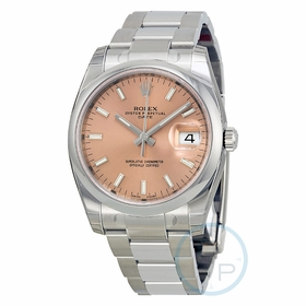 Rolex 115200PSO Oyster Perpetual Date 34 Unisex Automatic Watch