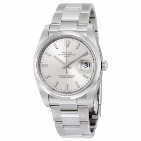 Rolex 115200SSO Oyster Perpetual Date 34 Mens Automatic Watch