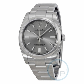 Rolex 116000RSO Oyster Perpetual 36 Mens Automatic Watch