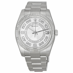 Rolex 116034SCAO Oyster Perpetual 36 Mens Automatic Watch