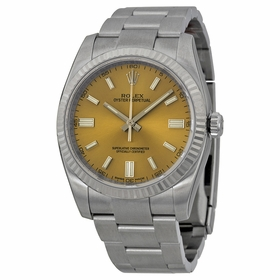 Rolex 116034WGSO Oyster Perpetual 36 Mens Automatic Watch