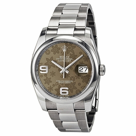 Rolex 116200 Datejust 36 Ladies Automatic Watch