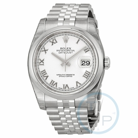 Rolex 116200-WRJ Datejust 36 Mens Automatic Watch