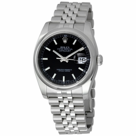 Rolex 116200/63600 Datejust 36 Mens Automatic Watch