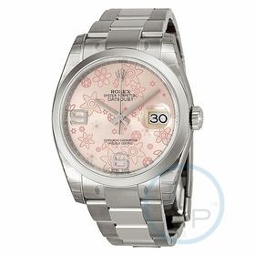 Rolex 116200PFAO Datejust 36 Unisex Automatic Watch