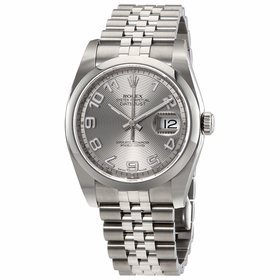 Rolex 116200RCAJ Datejust Mens Automatic Watch