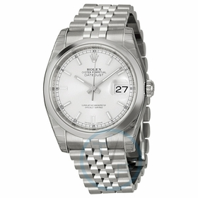 Rolex 116200SSJ Datejust 36 Mens Automatic Watch
