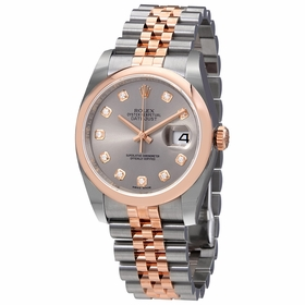 Rolex 116201GYDJ Datejust 36 Mens Automatic Watch