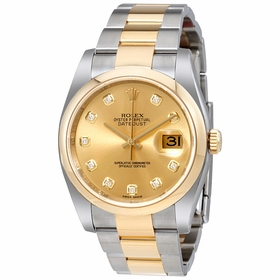 Rolex 116203CDO Datejust 36 Mens Automatic Watch