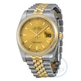 Rolex 116203CSJ Datejust 36 Mens Automatic Watch