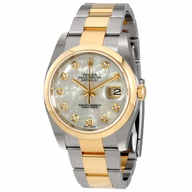 Rolex 116203MDO Datejust 36 Mens Automatic Watch