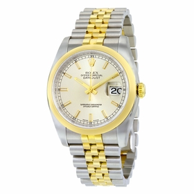 Rolex 116203SSJ Datejust 36 Mens Automatic Watch