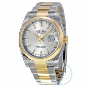 Rolex 116203SSO Datejust 36 Mens Automatic Watch