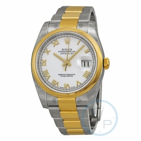 Rolex 116203WRO Datejust 36 Mens Automatic Watch