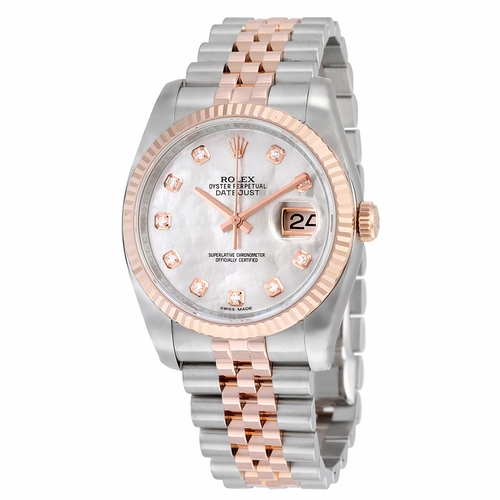 Rolex 116231MDJ Oyster Perpetual Datejust 36 Mens Automatic Watch