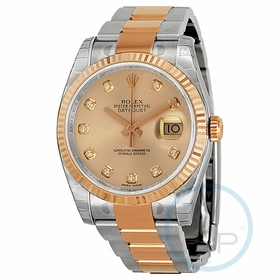 Rolex 116231PDO Oyster Perpetual Datejust 36 Ladies Automatic Watch
