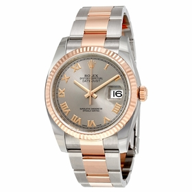 Rolex 116231RRO Oyster Perpetual Datejust 36 Ladies Automatic Watch