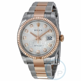 Rolex 116231SJDO Oyster Perpetual Datejust 36 Mens Automatic Watch