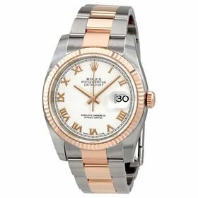 Rolex 116231WRO Oyster Perpetual Datejust 36 Mens Automatic Watch