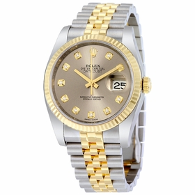 Rolex 116233-GYDJ Datejust Mens Automatic Watch