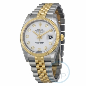 Rolex 116233-WDJ Oyster Perpetual Datejust 36 Mens Automatic Watch