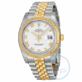 Rolex 116233-WRJ Oyster Perpetual Datejust 36 Mens Automatic Watch