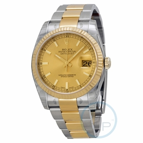 Rolex 116233CO Oyster Perpetual Datejust 36 Mens Automatic Watch