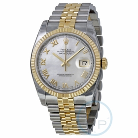 Rolex 116233MRJ Oyster Perpetual Datejust 36 Mens Automatic Watch