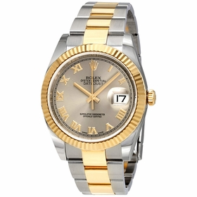 Rolex 116233RRO Datejust 36 Mens Automatic Watch