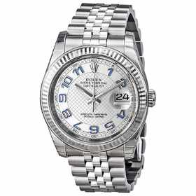 Rolex 116234 Oyster Perpetual 36 Ladies Automatic Watch