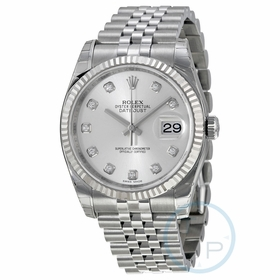 Rolex 116234-SDJ Oyster Perpetual Datejust 36 Mens Automatic Watch